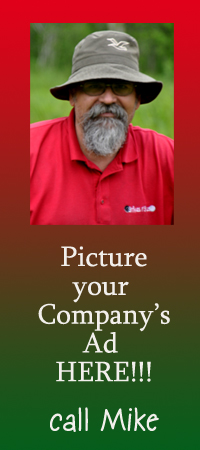 Picture your company's Ad here - Call Mike Godard